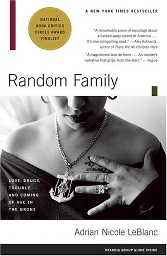 Random Family Love, Drugs, Trouble, and Coming of Age in the Bronx  2003 edition cover