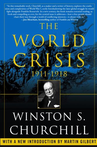 World Crisis, 1911-1918   2005 edition cover