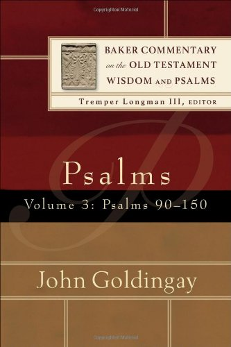 Psalms Psalms, 90-150  2006 edition cover