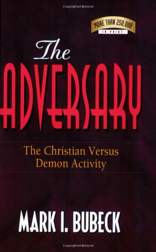 Adversary The Christian Versus Demon Activity N/A edition cover