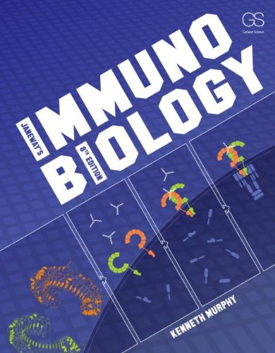 Janeway's Immunobiology  8th 2012 (Revised) 9780815342434 Front Cover
