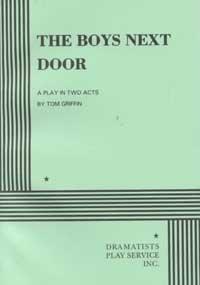 Boys Next Door  N/A edition cover