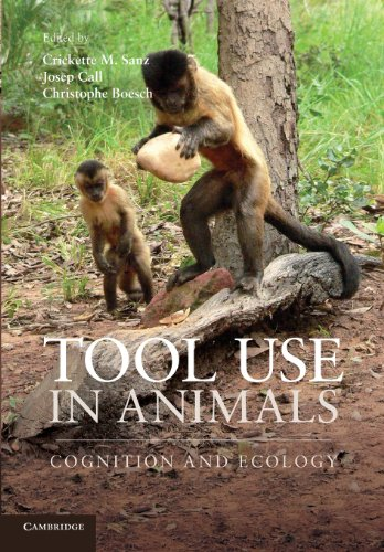 Tool Use in Animals Cognition and Ecology  2014 9781107657434 Front Cover
