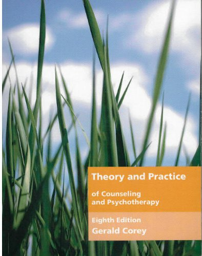 THEORY+PRACTICE OF COUNSELING N/A 9781111476434 Front Cover