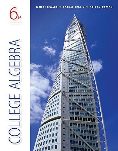 COLLEGE ALGEBRA-W/WEBASSIGN AC N/A 9781133537434 Front Cover