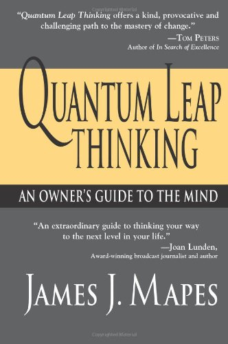 Quantum Leap Thinking An Owner's Guide to the Mind  2003 edition cover