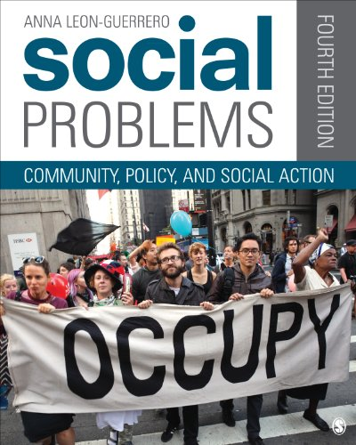 Social Problems Community, Policy, and Social Action 4th 2014 edition cover
