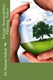 Energy Sustainability: Planning, Policy  N/A 9781492920434 Front Cover