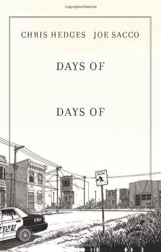 Days of Destruction, Days of Revolt   2012 edition cover
