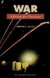 War A Primer for Christians  2014 9781623492434 Front Cover