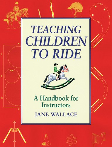 Teaching Children to Ride A Handbook for Instructors  2002 edition cover