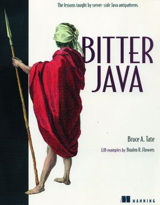 Bitter Java   2002 9781930110434 Front Cover