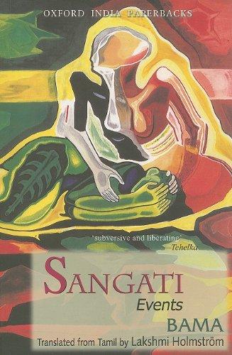 Sangati Events  2009 edition cover