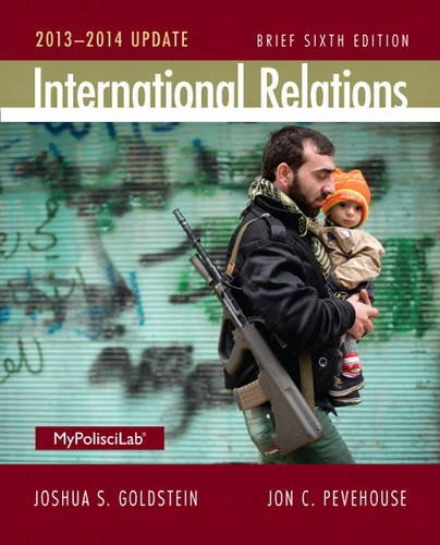 International Relations Brief, 2013-2014 Update  6th 2014 edition cover
