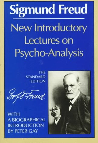 New Introductory Lectures on Psycho-Analysis   1995 edition cover