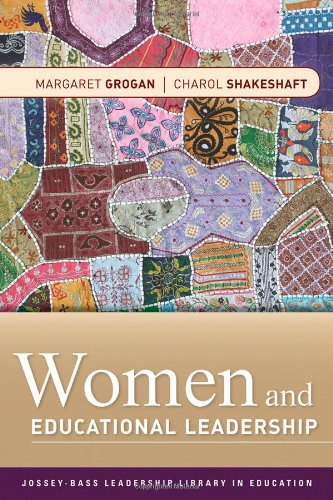 Women and Educational Leadership   2010 edition cover