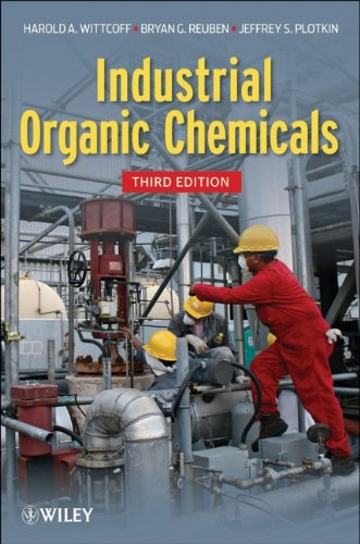 Industrial Organic Chemicals in Perspective  3rd 2012 edition cover