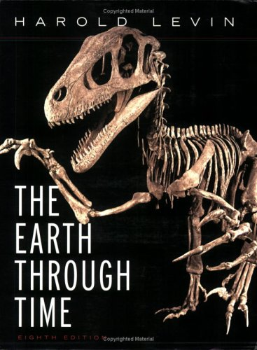 Earth Through Time  8th 2006 (Revised) edition cover