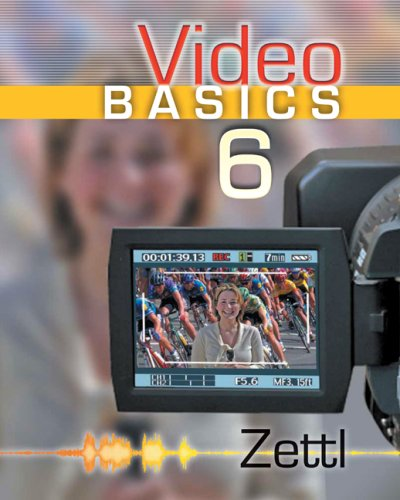 Video Basics  6th 2010 edition cover