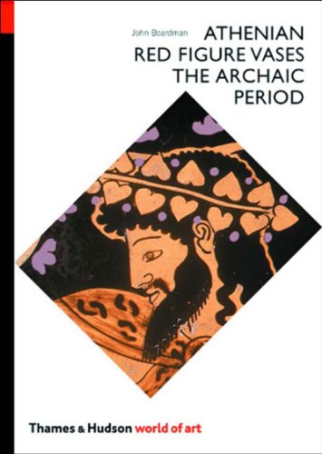 Athenian Red Figure Vases The Archiac Period N/A edition cover