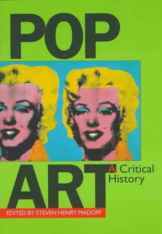 Pop Art A Critical History  1997 edition cover