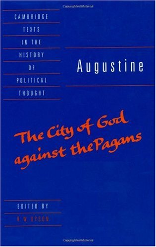 City of God Against the Pagans   1998 edition cover