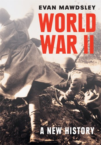 World War II A New History  2009 edition cover