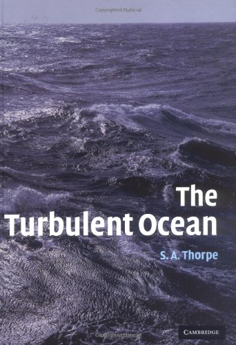 Turbulent Ocean   2005 9780521835435 Front Cover