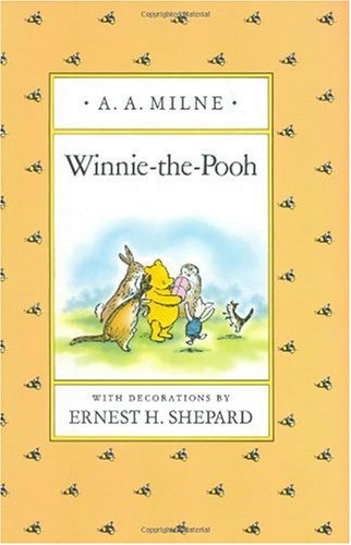 Winnie-the-Pooh   1954 edition cover