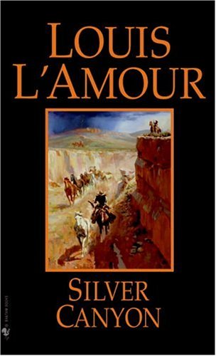 Silver Canyon   2005 (Large Type) edition cover