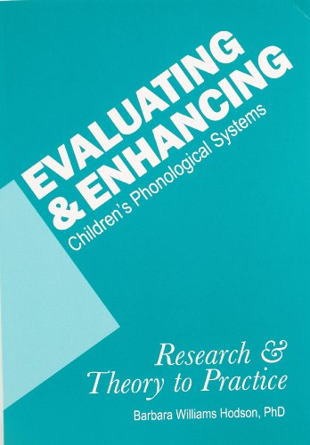 Evaluating+Enhancing Childrens  N/A edition cover