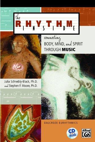 Rhythm Inside Book and CD  2003 edition cover