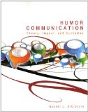 Humor Communication Theory Impact and Outcomes Revised  edition cover