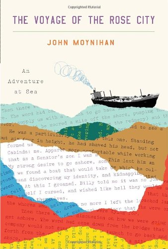 Voyage of the Rose City An Adventure at Sea  2011 edition cover