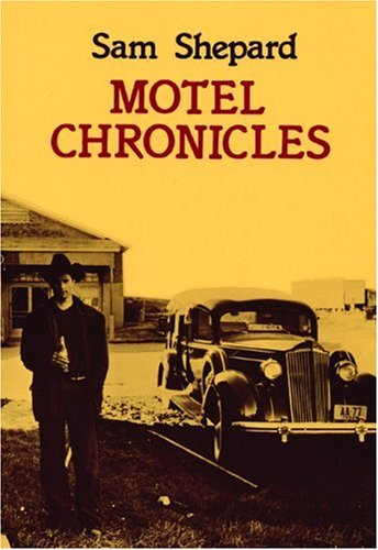 Motel Chronicles   1982 edition cover