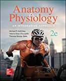 GEN COMBO ANATOMY and PHYSIOLOGY: INTEGRATIVE APPROACH; CONNECT ACCESS CARD  2nd 2016 9781259740435 Front Cover