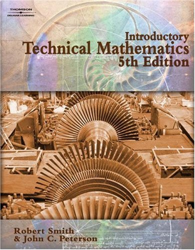Introductory Technical Mathematics  5th 2007 (Revised) 9781418015435 Front Cover