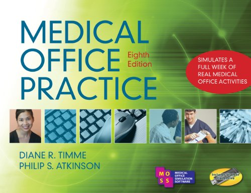 Medical Office Practice  8th 2011 edition cover
