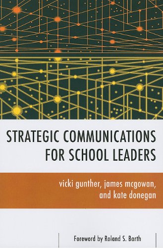 Strategic Communications for School Leaders   2011 edition cover