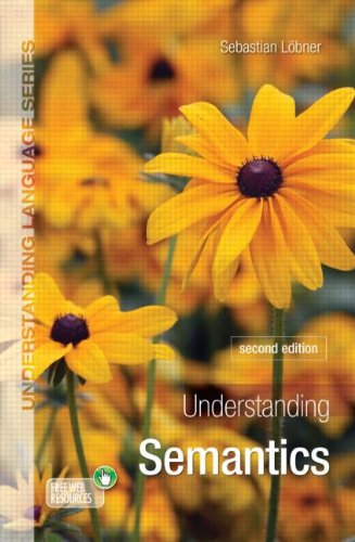 Understanding Semantics, Second Edition  2nd 2013 (Revised) edition cover