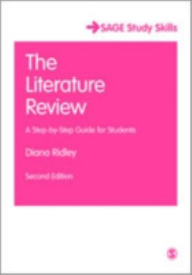 Literature Review A Step-by-Step Guide for Students 2nd 2012 edition cover