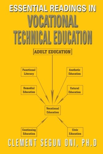 Essential Readings in Vocational Technical Education:   2013 edition cover