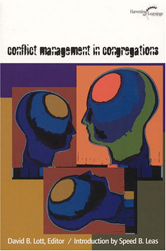 Conflict Management in Congregations   2002 edition cover
