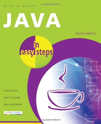 Java  4th 2011 (Revised) edition cover