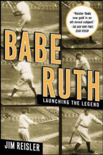 Babe Ruth Launching the Legend  2006 9780071432436 Front Cover