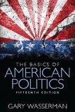The Basics of American Politics:   2014 edition cover
