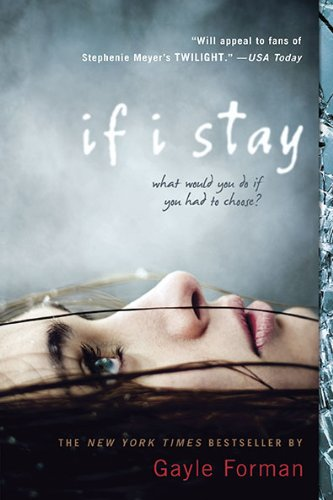 If I Stay   2010 edition cover