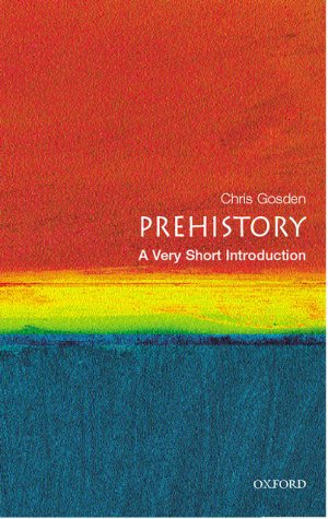 Prehistory   2003 edition cover
