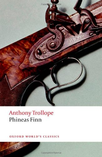 Phineas Finn  2nd 2011 edition cover
