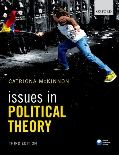 Issues in Political Theory  3rd 2014 edition cover